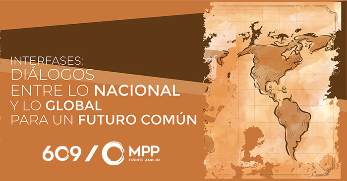 Lanzamiento del ciclo Interfases: Diálogos entre lo nacional y lo global para un futuro común