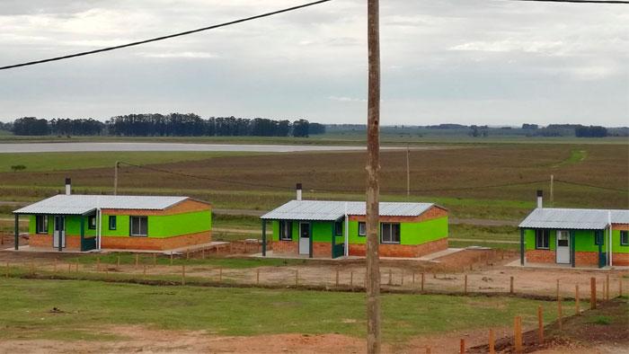 Mevir celebra la entrega de la vivienda 30.000 en el medio rural