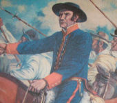 Ocho caballos para la revolución Artiguista