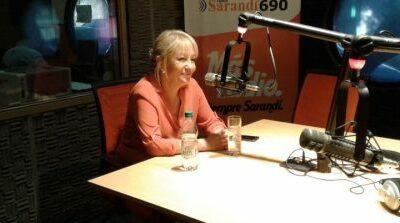 Tecnología, seguridad y género: Entrevista a la compañera Carolina Cosse en Radio Sarandí