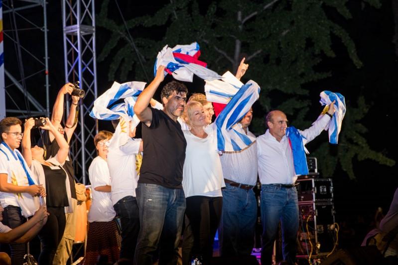 Desde la unidad, celebramos 48 años del FA en la lucha pacífica por los derechos y el humanismo