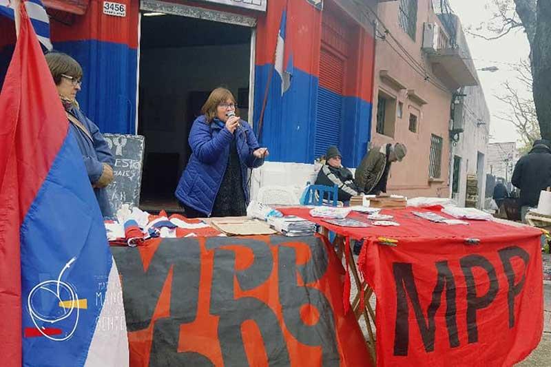 48 años del FA: «Parte de la historia militante», por Lilián Galán