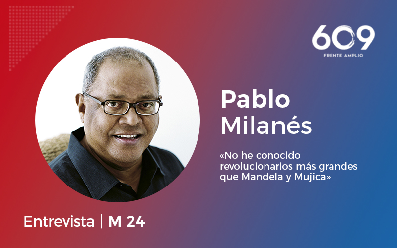 Pablo Milanés: «No he conocido revolucionarios más grandes que Mandela y Mujica»