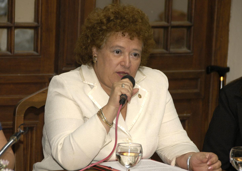 Nora Castro: «Para nosotros, gente de izquierda, lo fundamental es ser coherentes»