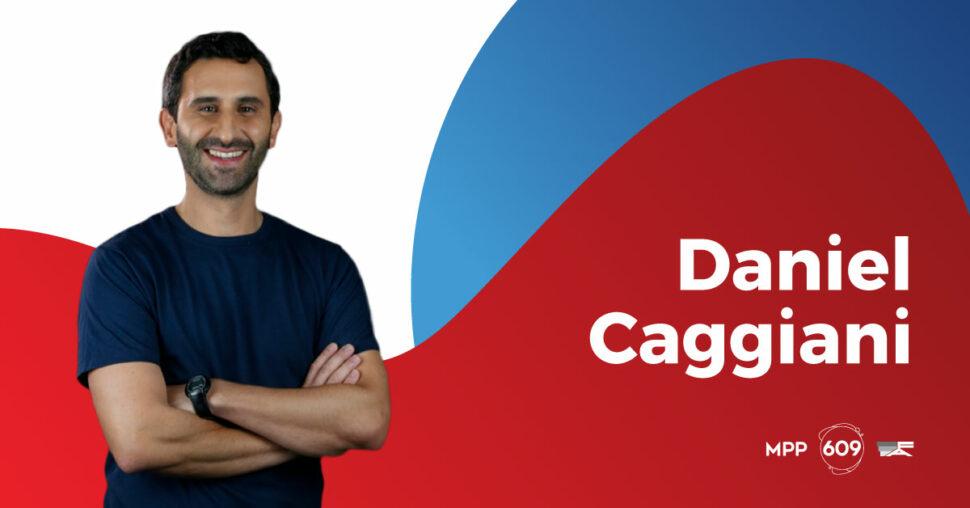 Daniel Caggiani, MPP - 609.