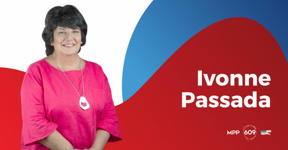 Ivonne Passada, MPP - 609.