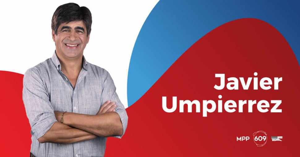 Javier Umpiérrez, MPP - 609.