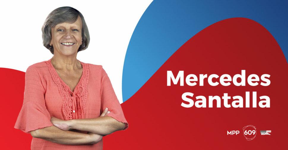 Mercedes Santalla, MPP - 609.