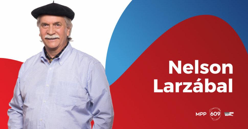 Nelson Larzábal, MPP - 690.