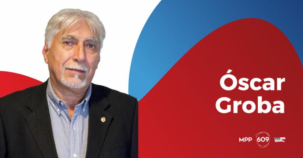 Óscar Groba, MPP - 609