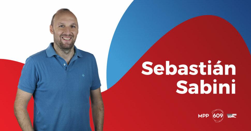 Sebastián «Tati» Sabini, MPP.