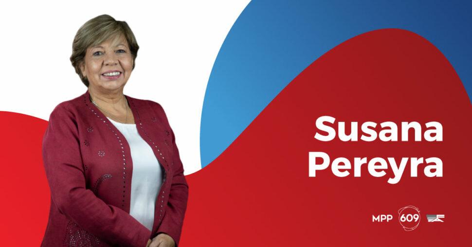 Susana Pereyra, MPP - 609.
