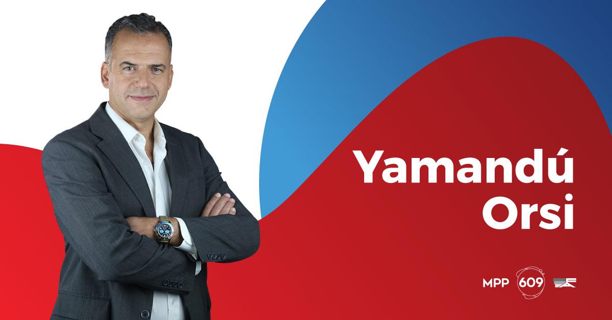 Yamandú Orsi - Movimiento de Participación Popular
