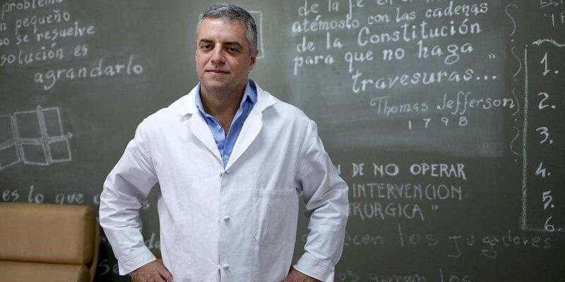 Álvaro Villar: el candidato independiente del Frente Amplio